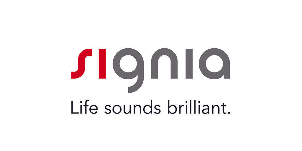 signia hearing aid devices logo pure