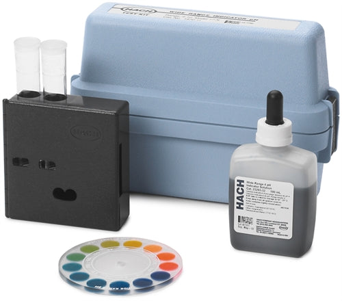 Hach pH Test Kit, 4.0 - 10.0 pH, Model 17N | Water Test Kits & Meters | qualitywaterforless.com
