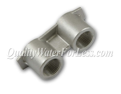 "Fleck Yoke Assembly, 1"" Stainless Steel - 41026-01 