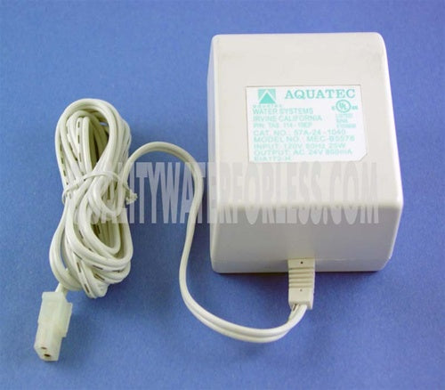 Aquatec Transformer for Use With CDP6800, 24VAC | Reverse Osmosis | qualitywaterforless.com