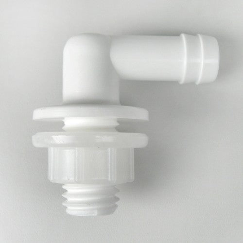 Overflow Nut & Elbow Assembly - H1018 | Parts & Accessories | qualitywaterforless.com