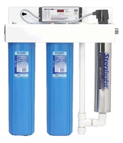 Cobalt(TM) Whole Home Filtration UV System - 13 GPM | UltraViolet Systems | qualitywaterforless.com
