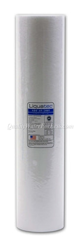 Hydronix 5-Micron Sediment Filter, Spun Poly, SDC-25-2005 | Filters & Housings | qualitywaterforless.com