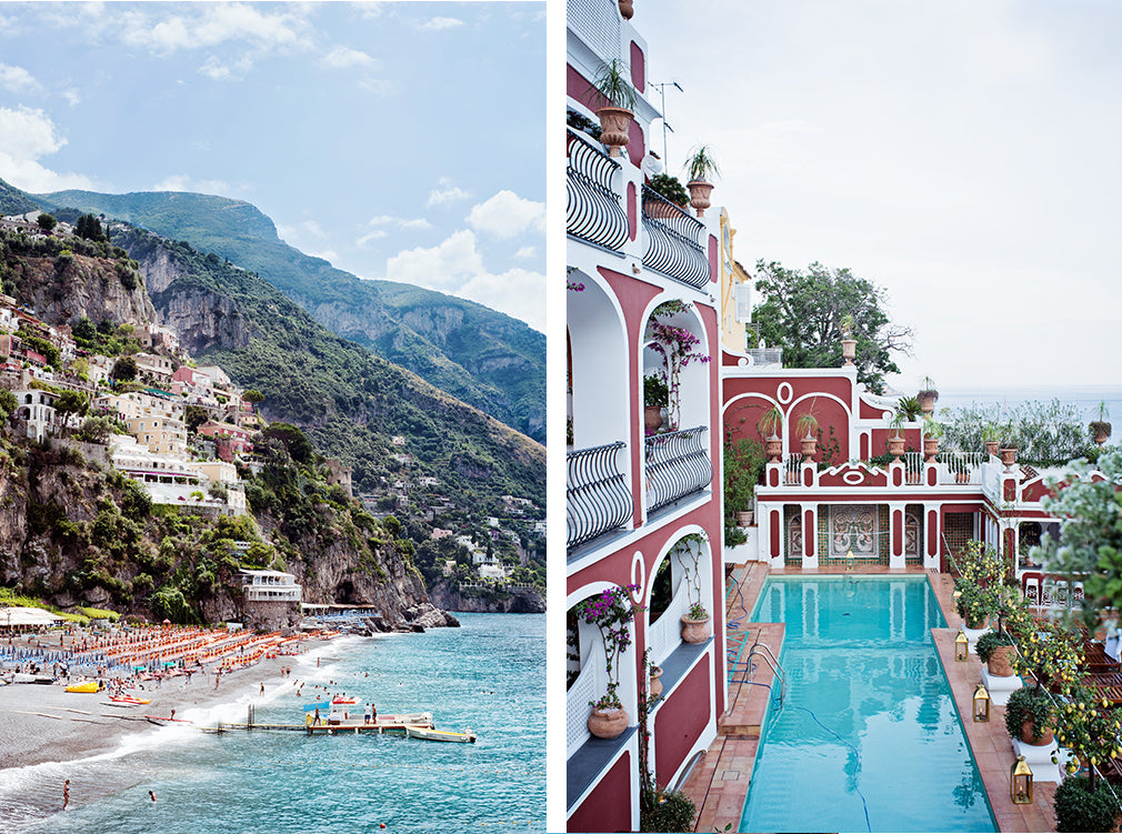 Amalfi Coast Summer