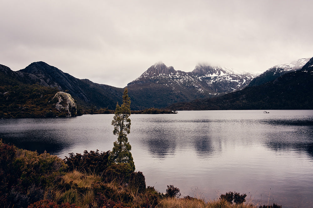 Cradle Mountain Lake St Clair National Park is breathtaking