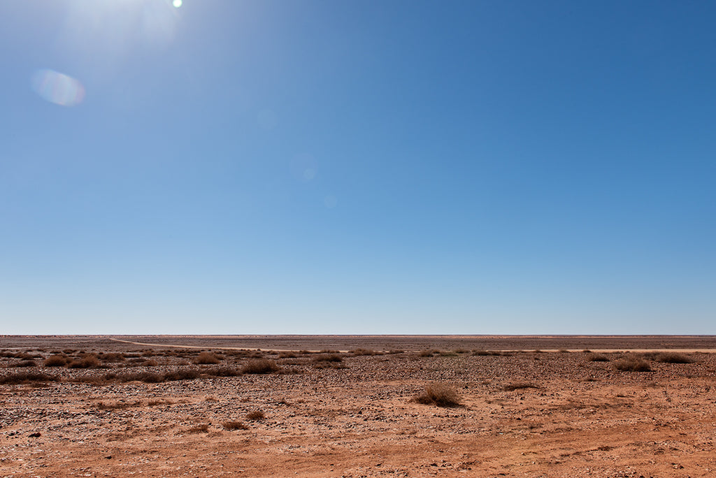 William Creek and the spectacular Lake Eyre