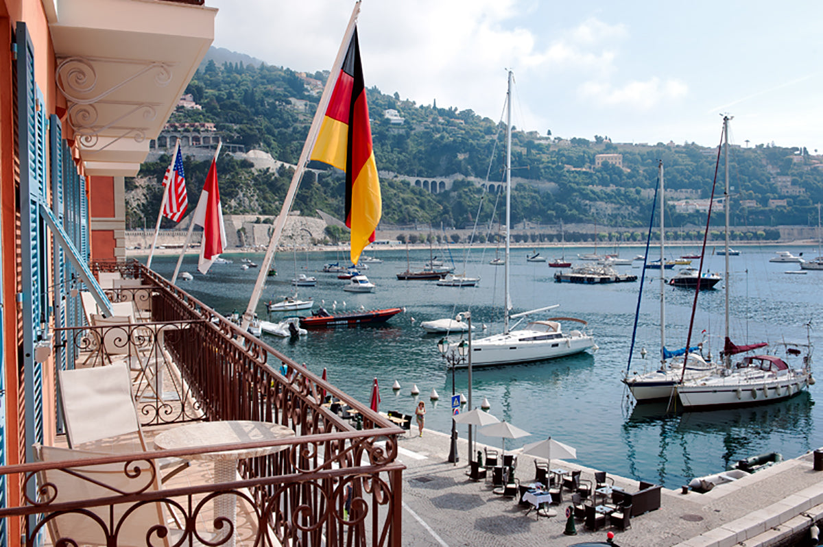 welcome hotel villefranche blog