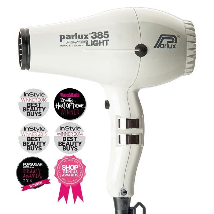 Load image into Gallery viewer, Parlux 385 Power Light Iconic & Ceramic Hair Dryer