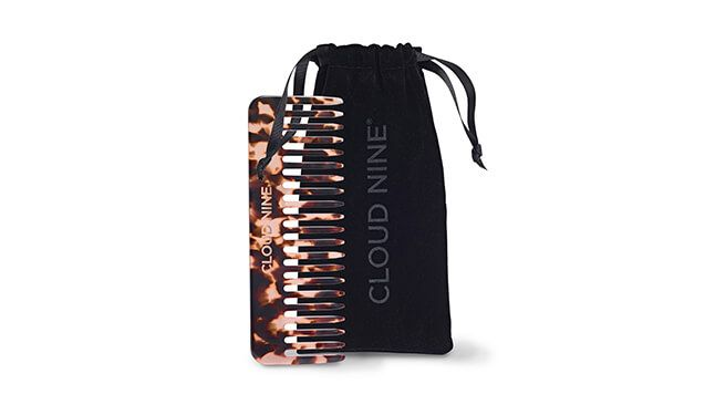 CloudNine Luxury Texture Wide Tooth Comb