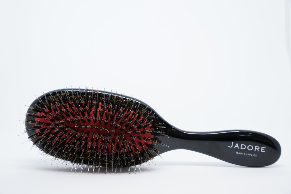 Jadore Boar Bristle Brush