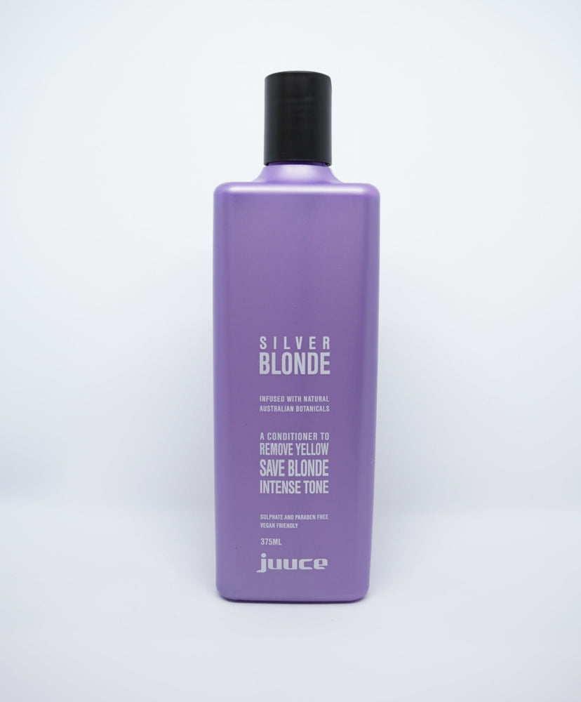 Juuce Silver Blonde Conditioner 375ml