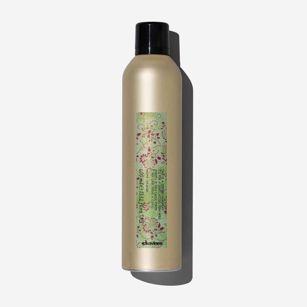 Davines More Inside - Strong Hold Hairspray 400ml