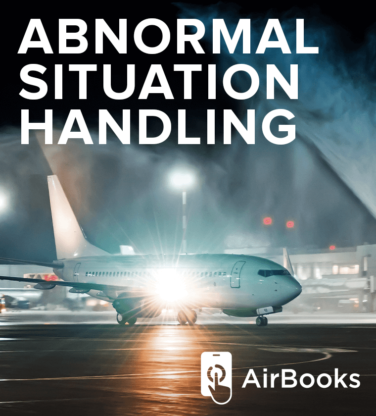 AirBook - Abnormal Situation Handling