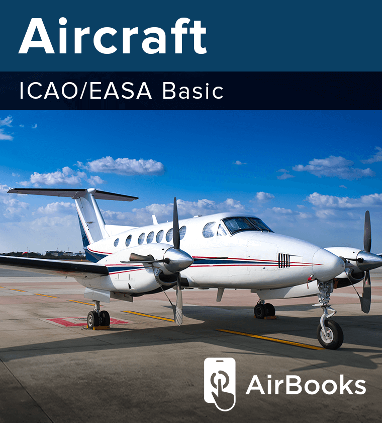 AirBook - Aircraft (ICAO10056/EASA basic)