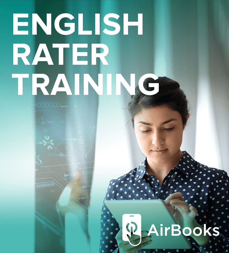 AirBook - ICAO Language Proficiency Rater Training