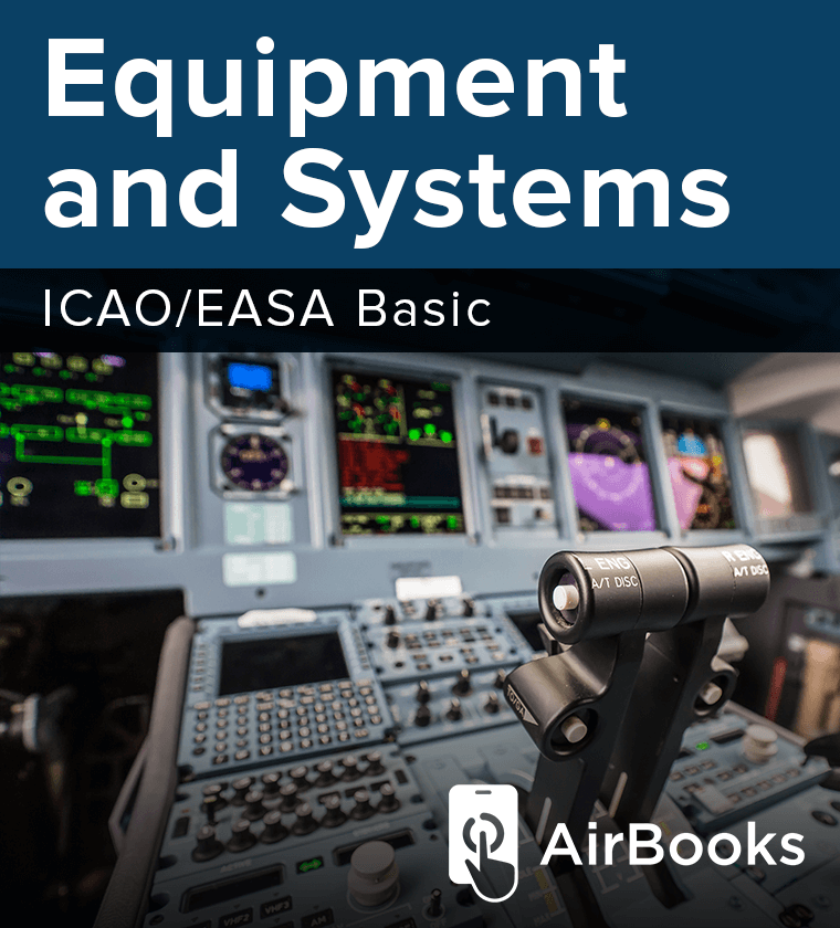 AirBook - Equipment and Systems (ICAO10056/EASA basic)