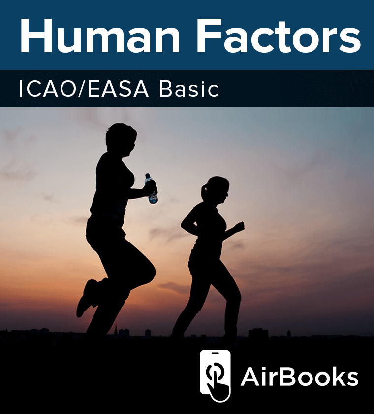 AirBook - Human Factors (ICAO10056/EASA basic)