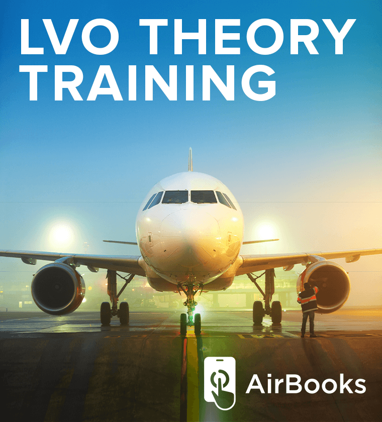AirBook - Low Visibility Operations Theory Training