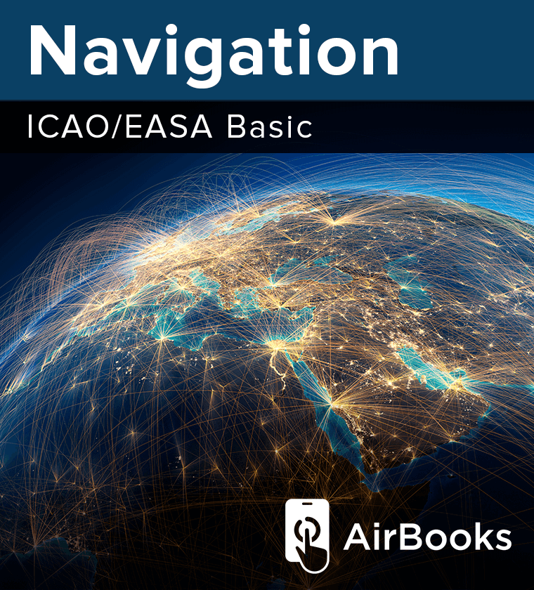 AirBook - Navigation (ICAO10056/EASA basic)
