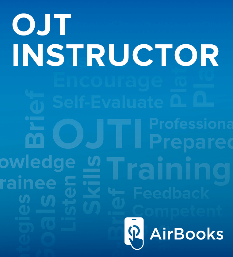 AirBook - OJT Instructor