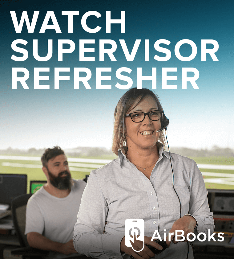 AirBook - Watch Supervisor Refresher