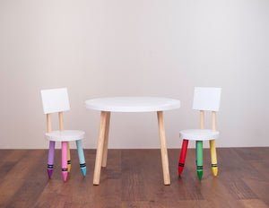 Alo Table & Lalo Chairs