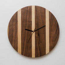 Load image into Gallery viewer, Wood Clock