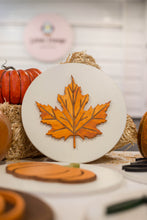 Load image into Gallery viewer, Fall Maple Leave Sign