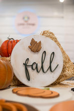 Load image into Gallery viewer, Fall Sign