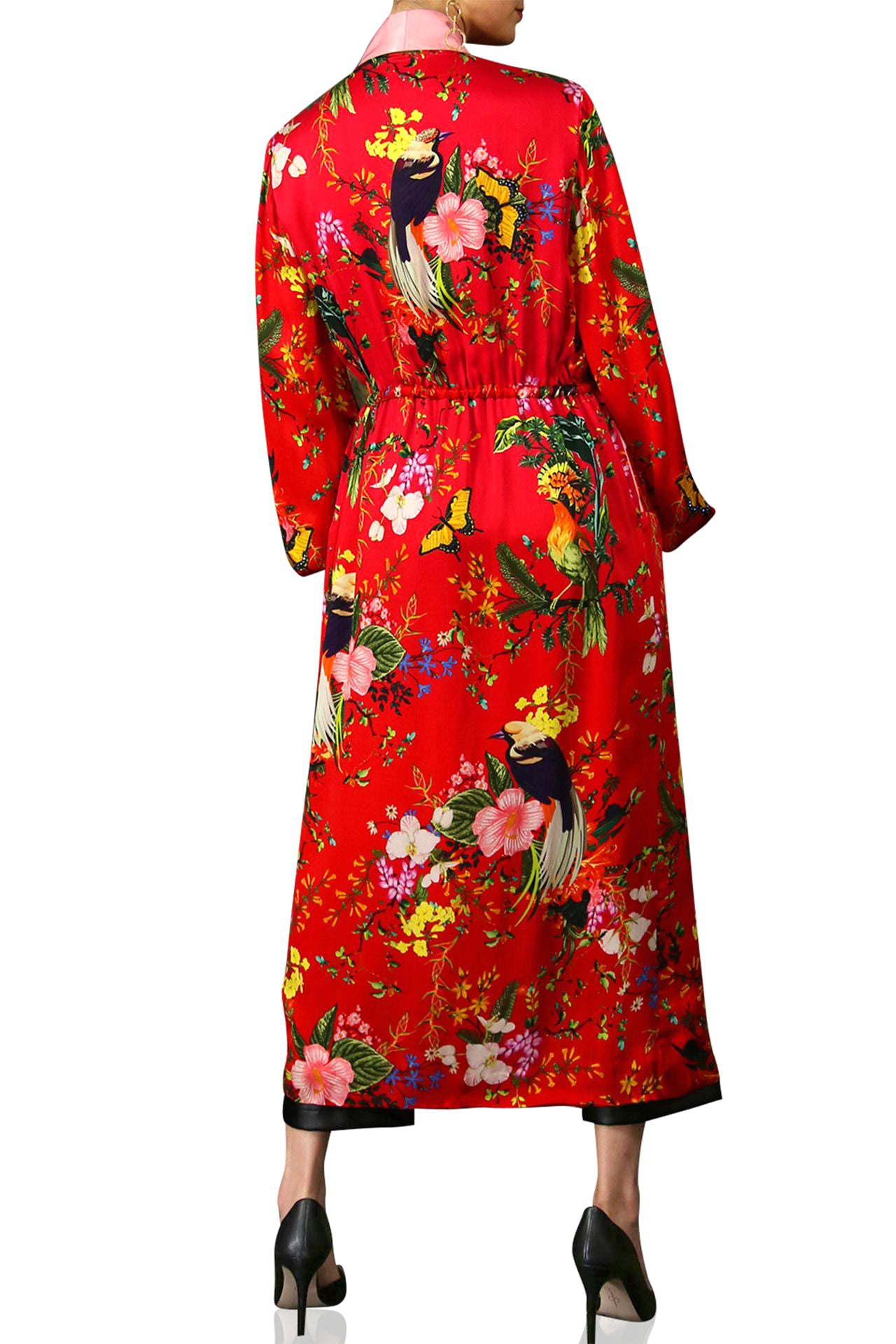 Floral-Print-Designer-Robe-Dress-From-Kyle-Richards