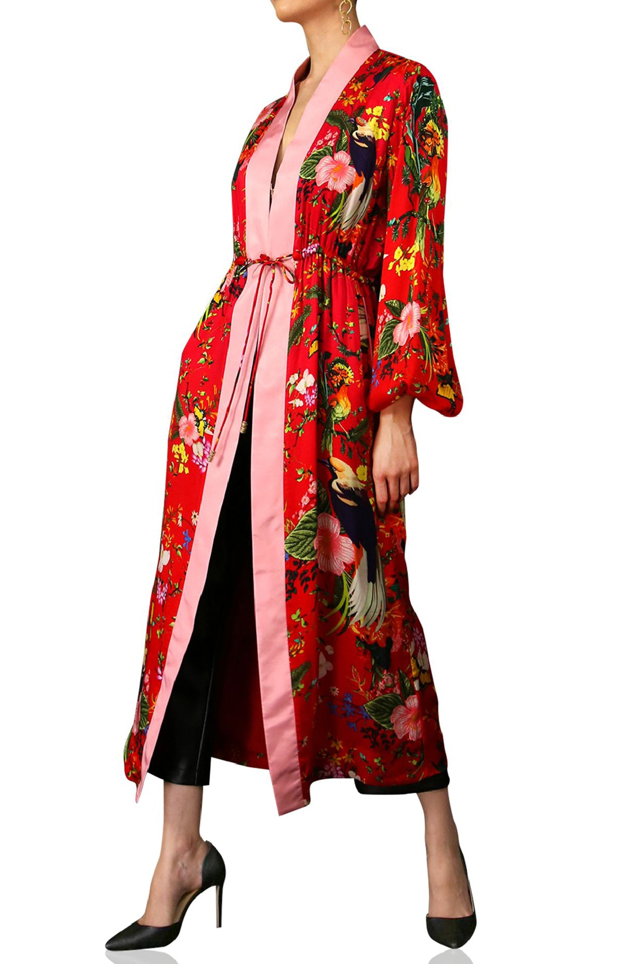 Kyle-Richards-Women-Designer-Long-Robe