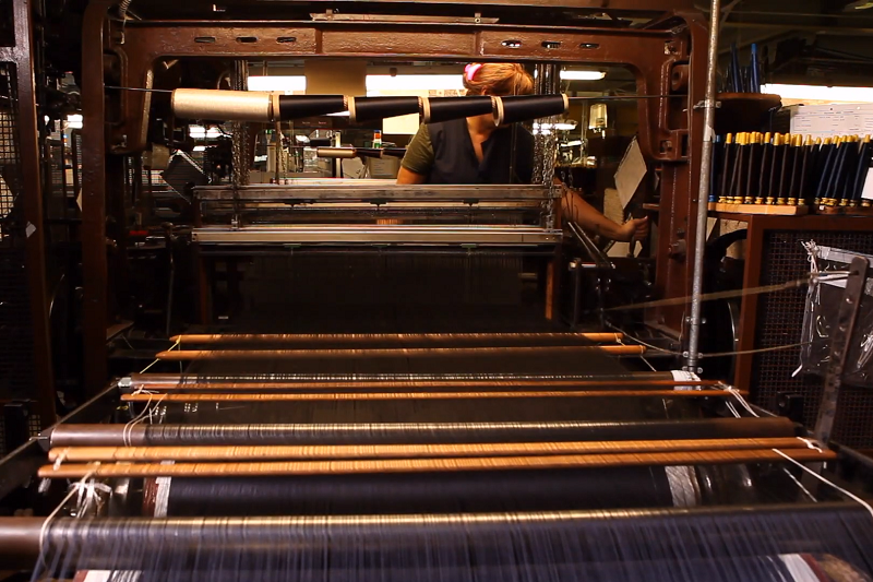Fermo Fossati is one of the oldest silk factories in the world
