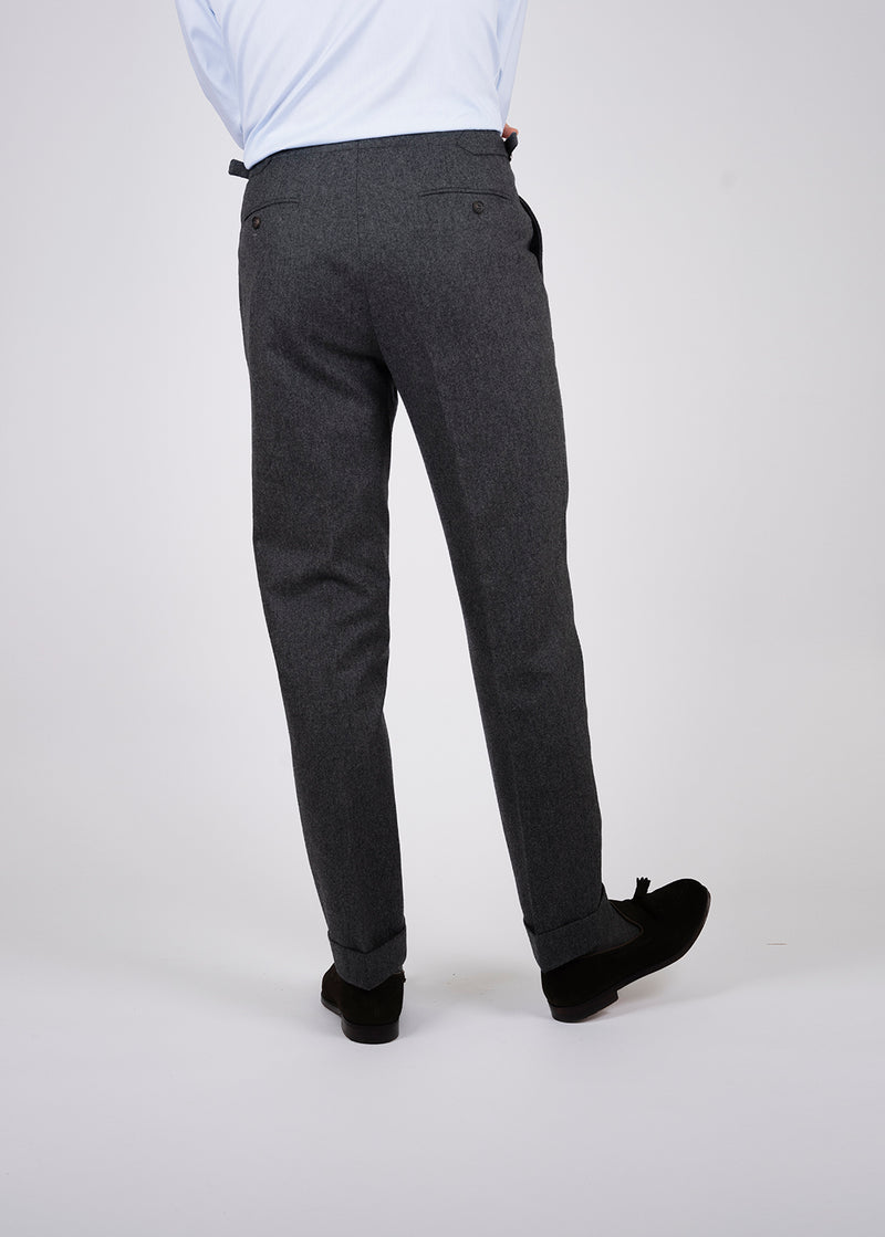 Tailored Trouser Grey Flannel