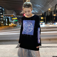 TW Oversized Knit Tops