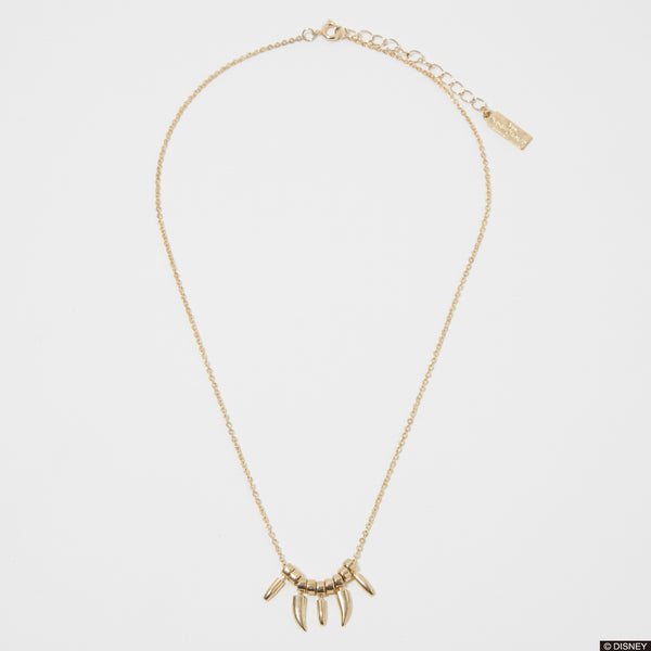 Leona Image Necklace