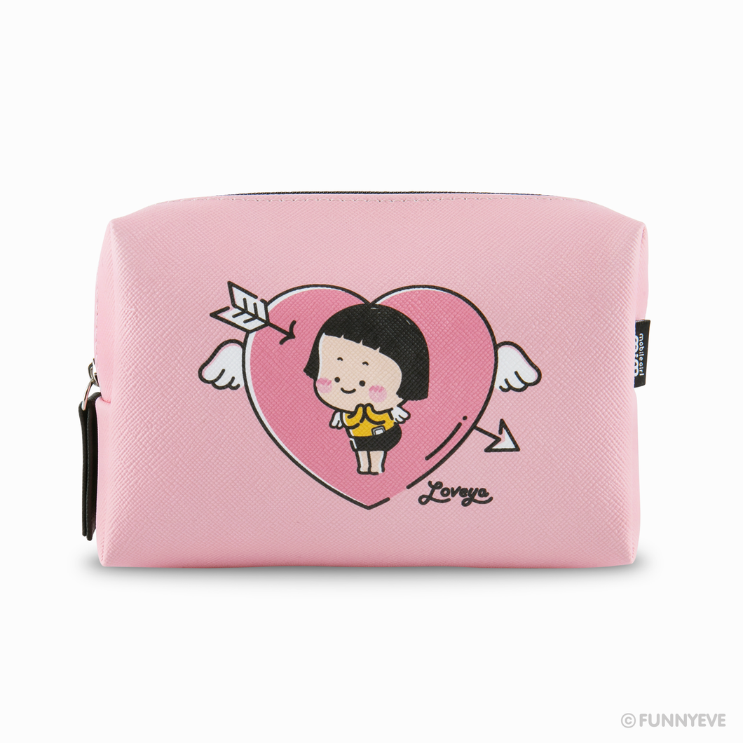 MiM Pouch - Heart Edition