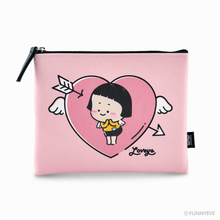 Load image into Gallery viewer, MiM Flat Pouch - Heart Edition