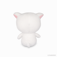 Load image into Gallery viewer, Heart Cat Sitting Plush Doll