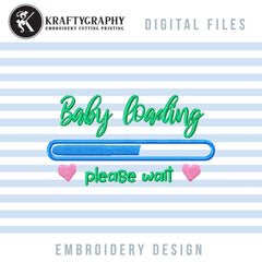 Pregnancy embroidery designs free download for personal use