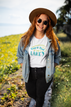 Load image into Gallery viewer, Lake Machine Embroidery Designs, Camping Embroidery Patterns, Camper Embroidery Files, Campsite Embroidery Pes, Lake Shirt Embroidery, Lake House Embroidery, summer embroidery-Kraftygraphy