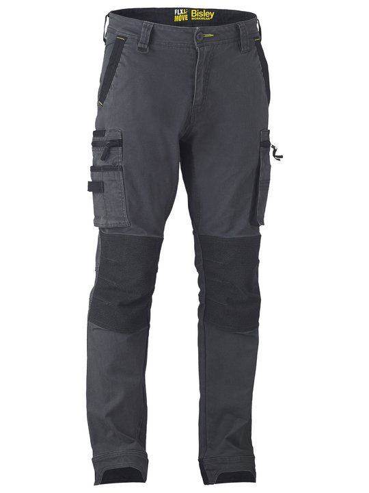 FLX & MOVE™ STRETCH UTILITY CARGO TROUSER WITH KEVLAR® KNEE PAD POCKETS