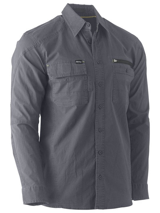 FLX & MOVE™ UTILITY WORK SHIRT