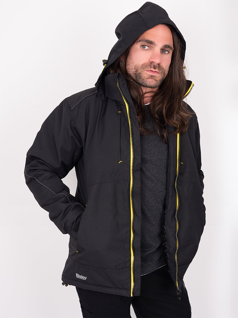 FLX & MOVE™ HEAVY DUTY DOBBY JACKET