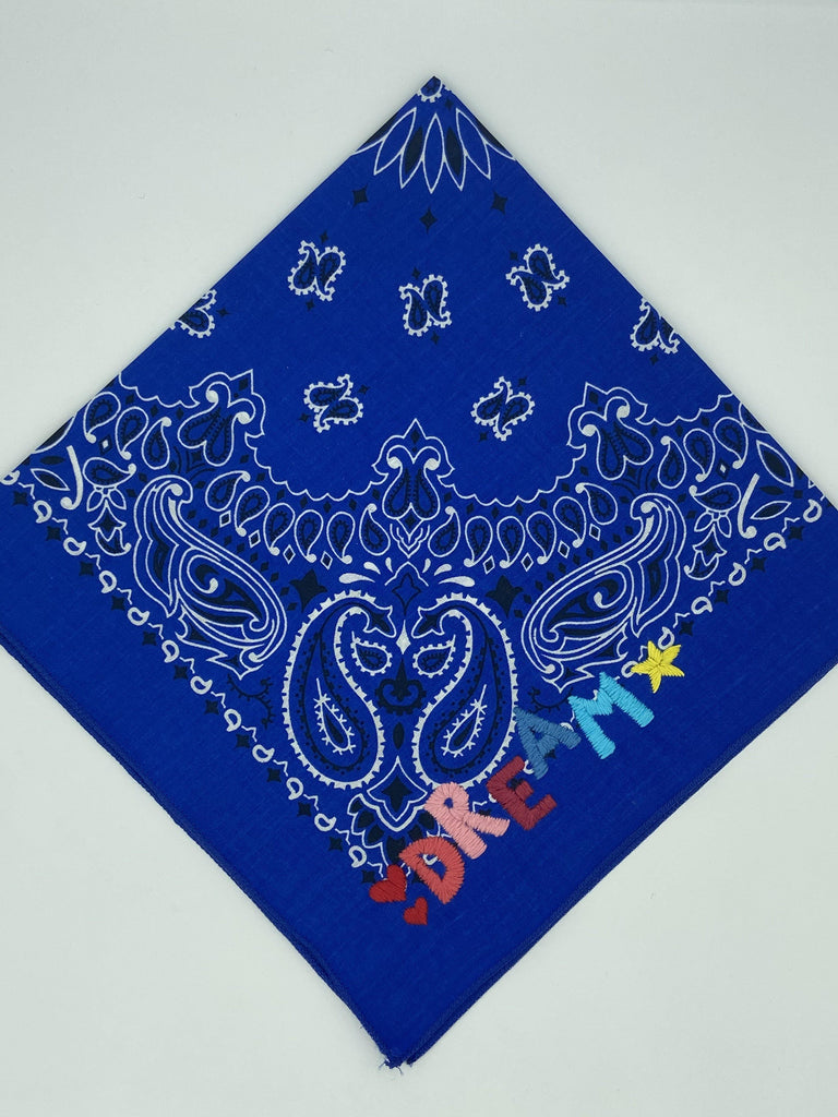 BANDANA - SMALL EMBROIDERY