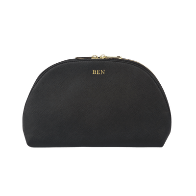 Black - Organiser Pouch - THEIMPRINT CO