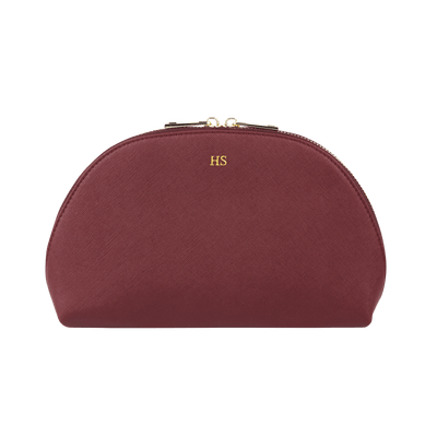 Burgundy - Organiser Pouch - THEIMPRINT CO