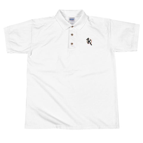 $1k Club Embroidered Polo Shirt - dailyprofitpublishing