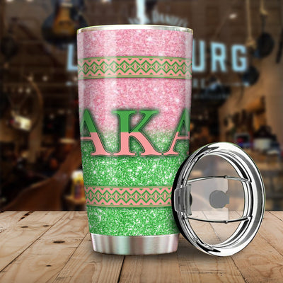 Limited Edition Over Print Tumbler