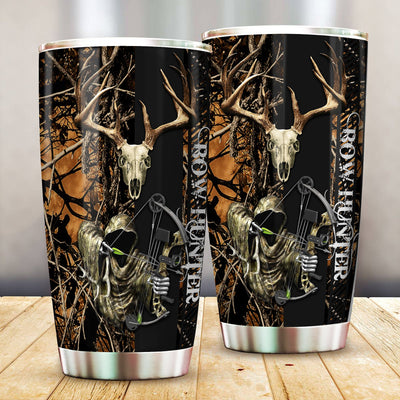 BOW HUNTER ALL OVER PRINTED TUMBLER