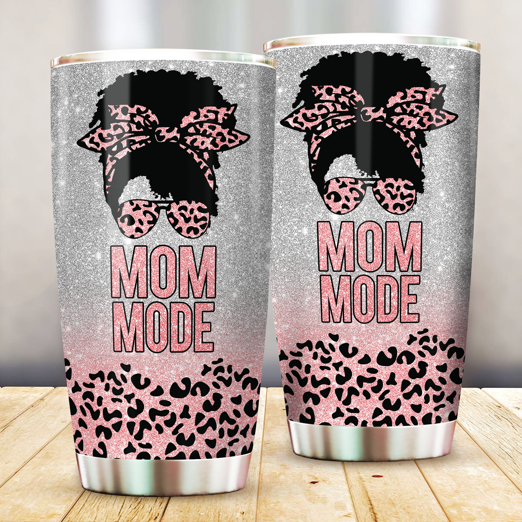 Mom Mode Mom Life Skull All Over Print - luxamz